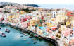 italy colourful islands procida