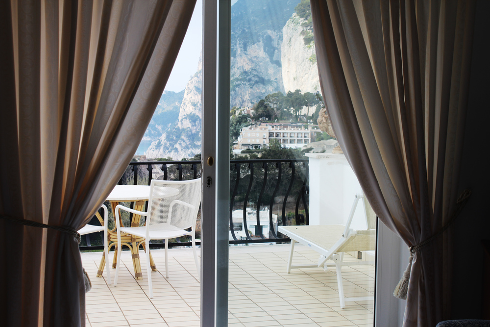 capri hotel la scalinatella bloggers travel surf capri italy amalfi coast islands