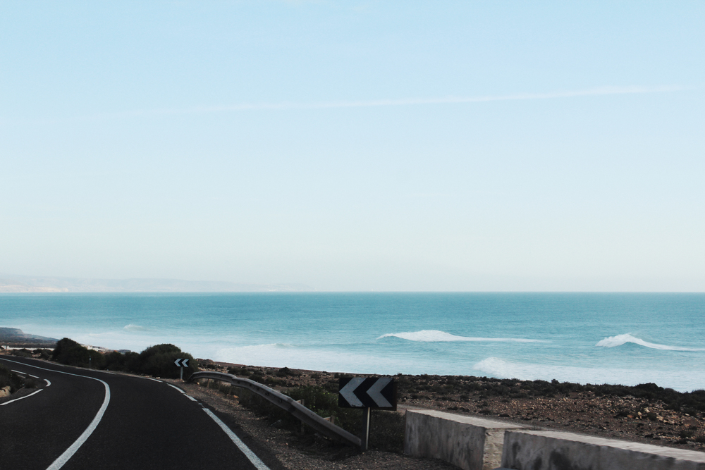 surfing taghazout morocco wave provocateur