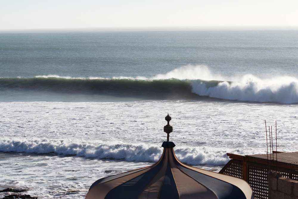taghazout surf town morocco wave provocateur