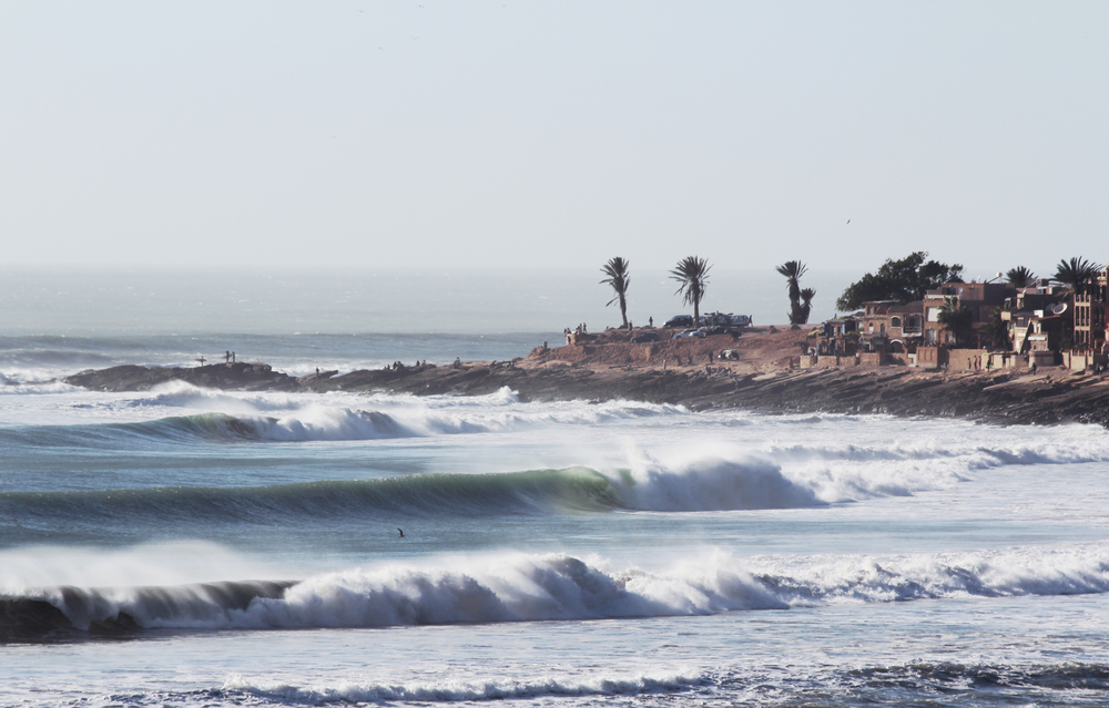 taghazout surfing surf season morocco wave provocateur