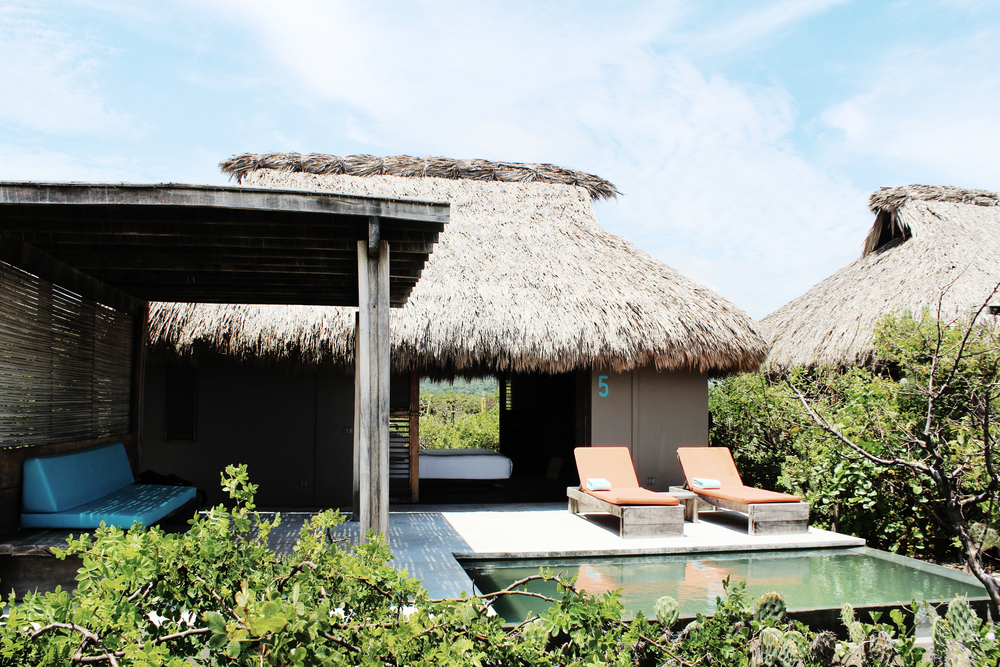 hotel escondido pool bungalow mexico wave provocateur
