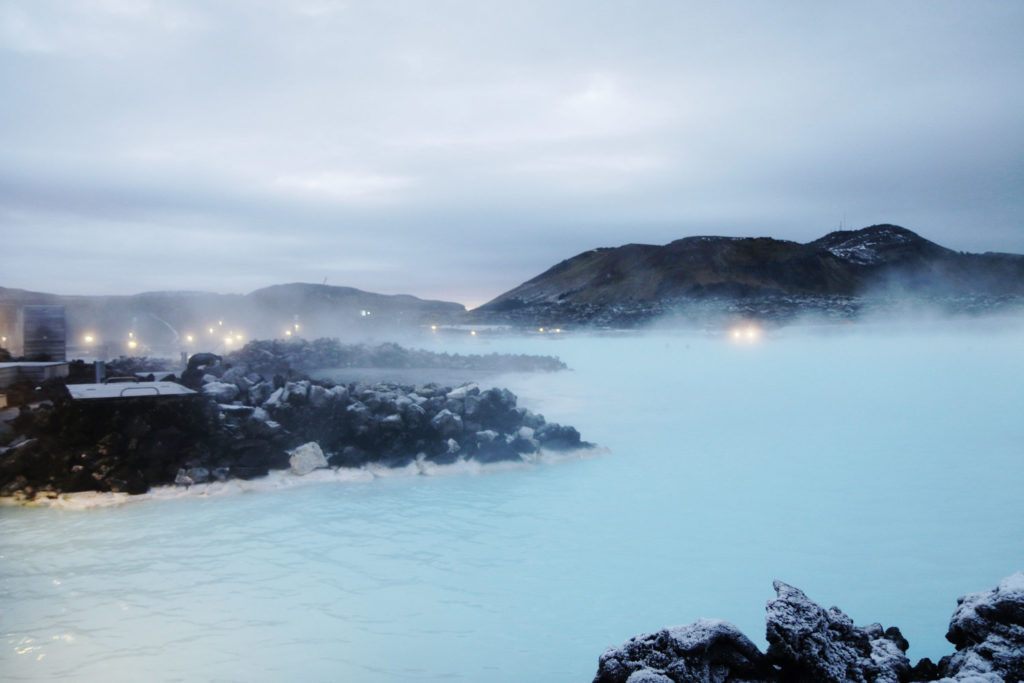 blue lagoon iceland wave provocateur