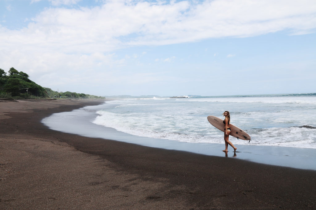 bree warren the wave provocateur costa rica santa teresa manzanillo
